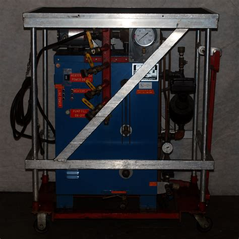 46kw electric steam generator 187 efex rentals