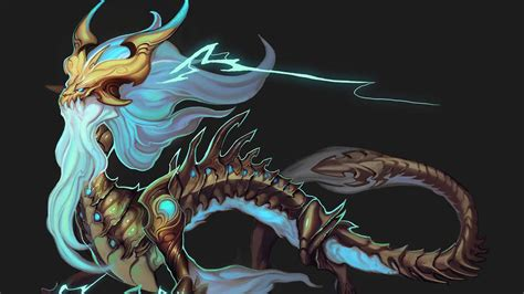 league  legends long awaited dragon champion replaced