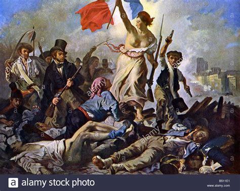 Of The Revolution 1830 revolution stock photos 1830