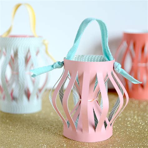 paper christmas decorations to make at home diy paper hourglass ornaments craft snob