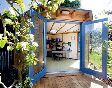 shedworking the trend for home offices