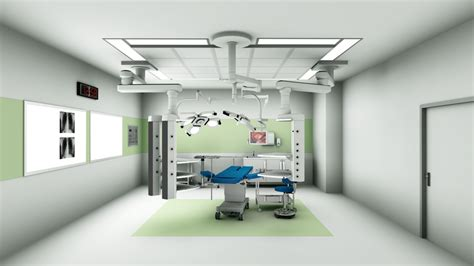 Operation Room by Medtec Consulting Gmbh Operating Room