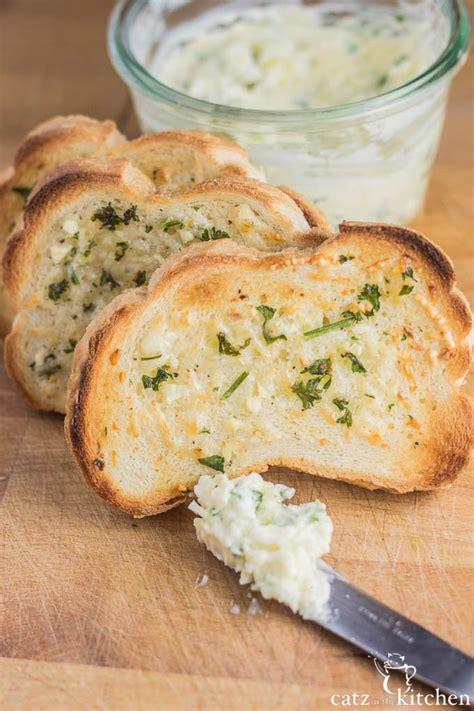 Garlic Butter Bread Spread Healthy garlic bread spread club 31