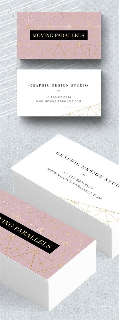 Print Ready Business Card Template by New Business Card Templates 25 Print Ready Design Idevie
