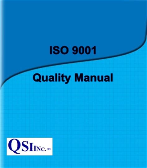 iso 9001 quality system for small business