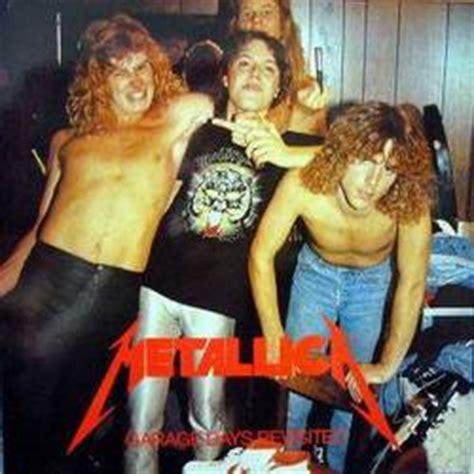 metallica garage days revisited bootleg spirit of metal