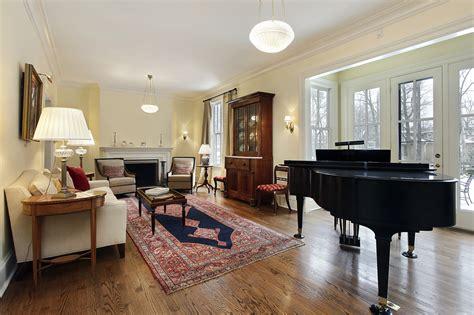 Piano Hardwood Floor by 2015