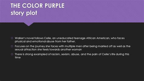 color purple book themes the color purple by walker beloved by toni morrison