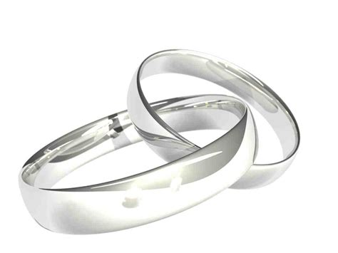 Wedding Rings Silver by Rings Clip Collection Linked Ring Transparent Silver