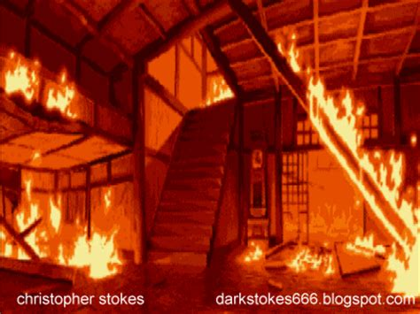 house on fire gif burning down the house darkstokes666 blogspot com gif