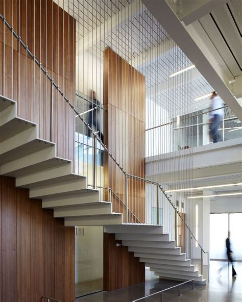Office Stairs Design | office lobby with stairs commercial lobbies pinterest