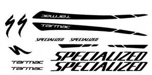 Vinyl Wall Stickers Uk specialized tarmac decal set