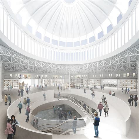 design museum london library stanton williams and asif khan selected to design museum