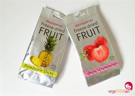 fruits u can freeze dried fruit how is fruit freeze dried