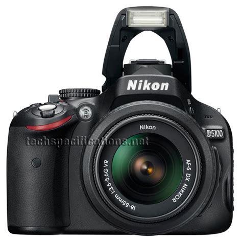 Dan Spec Kamera Nikon D5100 nikon d5100 dslr tech specs