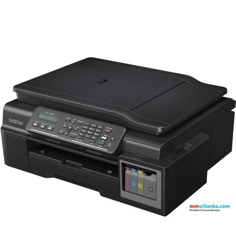 Printer Refill Tank Print Fax Copy Dcp T300 dcp t800w multifunction ink tank printer print scan copy fax wireless adf