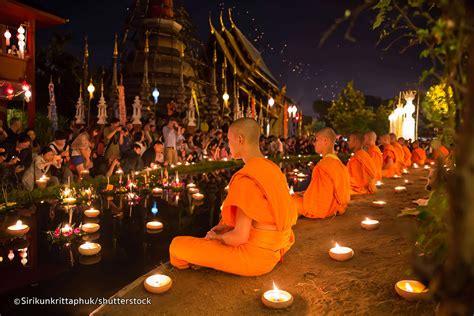 Yee Peng Festival (Yi Peng) Chiang Mai - Lantern Festival ...