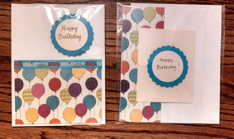 Handmade B Day Cards - b day cards my special handmade cards
