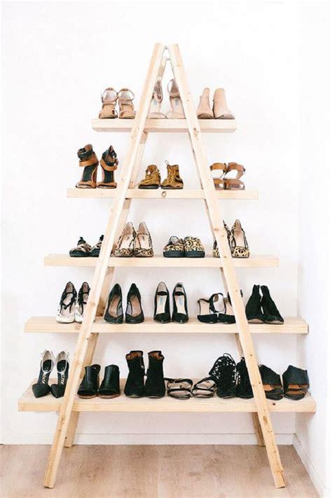 desain rak sepatu unik kreasi tempat penyimpanan sepatu seunik pribadi  interiordesignid