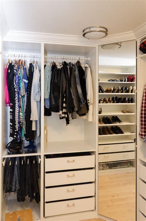 closet ikea pax wardrobe  organize  clothes
