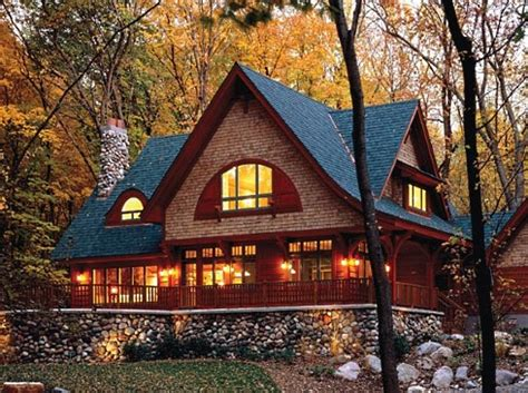 cottage home plans  modern day craftsman classic