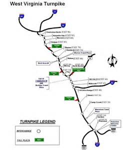 turnpike map
