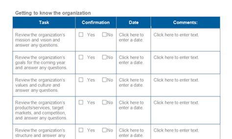 Best Practice Onboarding Checklists Download Toolkit Intern Onboarding Template