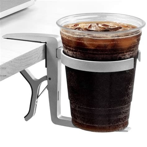 clip on cup holder for desk the best cheap desk cup holder is the vector business