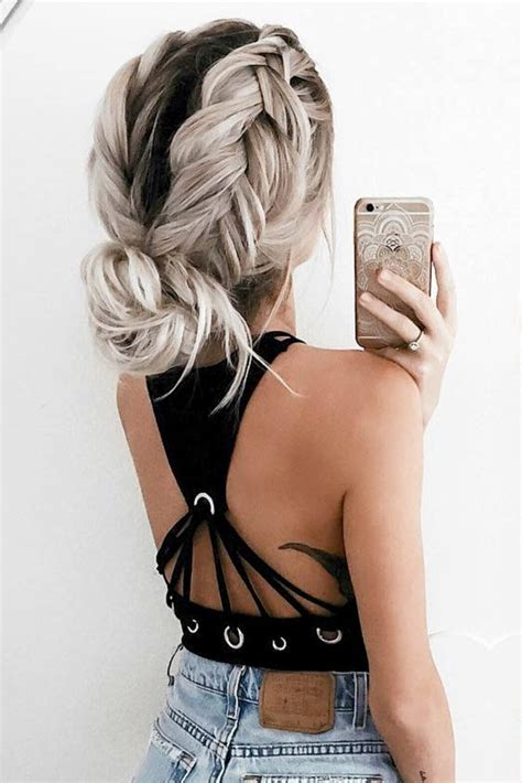 Pretty Hairstyles by 25 Best Ideas About Hair On Hair Styles Hair