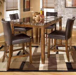 Counter Height Dining Table And Chairs Set Dining Room Sophisticated 5 Counter Height Dining