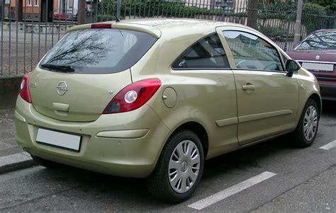 Opel Corsa D file opel corsa d rear 20080115 jpg