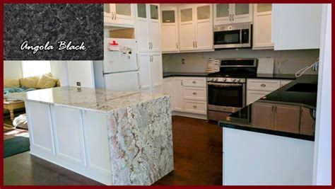 kelly cabinets aiken sc kitchen featuring different granite countertops and