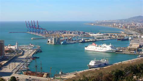 malaga porto port de m 225 laga