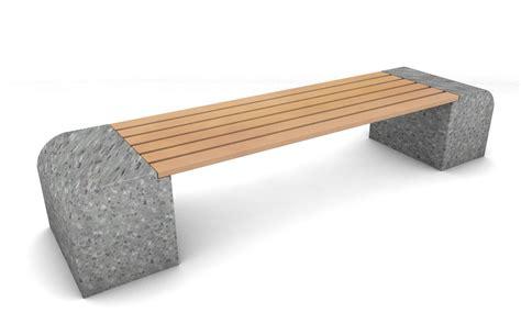 trex bench marble trex park bench 3d model