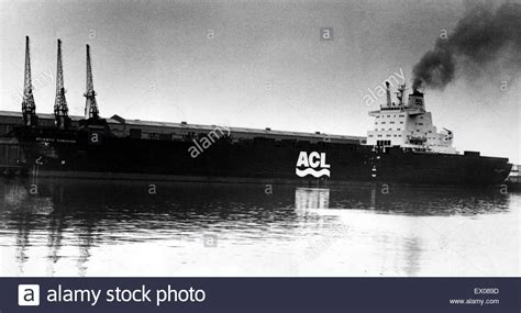 british merchant navy ships the atlantic conveyor a british merchant navy ship which