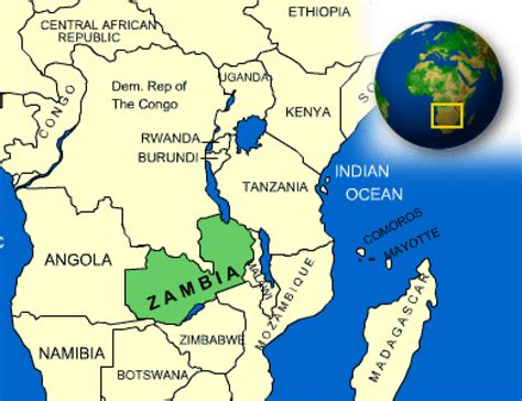 unique zambia facts   zambia countryreports