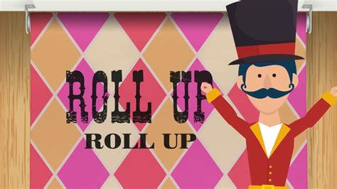 Up The roll up roll up the circus is coming to webbs west