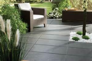 steinplatten für garten chestha garten idee terrasse