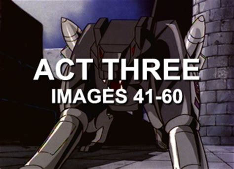 a decepticon raider in king arthurs court episode the cybertron chronicle the cartoon dossier a decepticon
