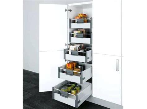 tiroir placard tiroir coulissant cuisine placard avec tiroirs cuisine