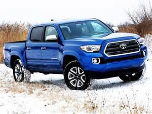 Blue Toyota Tacoma 2016 Toyota Tacoma Blue Wallpaper I Trucks
