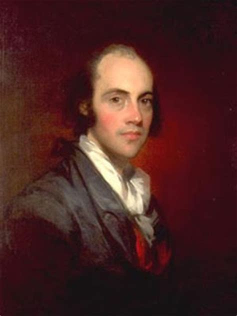 aaron burr the federalist aaron burr founding patriot