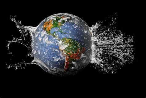earth water wallpaper free hd wallpapers earth in water hd wallpaper