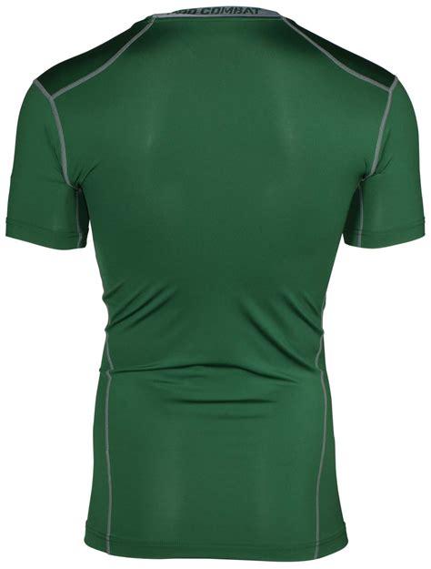 Baseslayer Nike Procombat Shirtsleeve nike s dri fit pro combat base layer shirt ebay