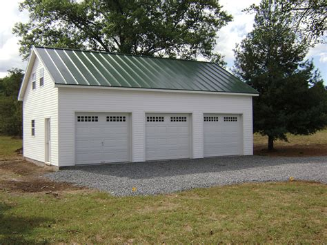 built in garage built on site custom amish garages in oneonta ny amish