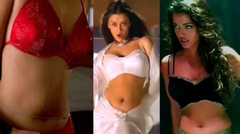 aishwarya rai sexiest navel show video published on jan 26 2016 omg aishwarya rai hottest cleavage navel compilation 2017