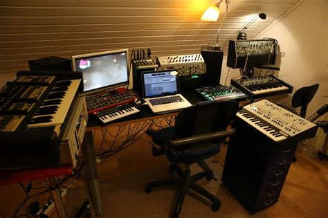 house music magazines geir jenssen biosphere studio gear jaus co house and techno music magazine