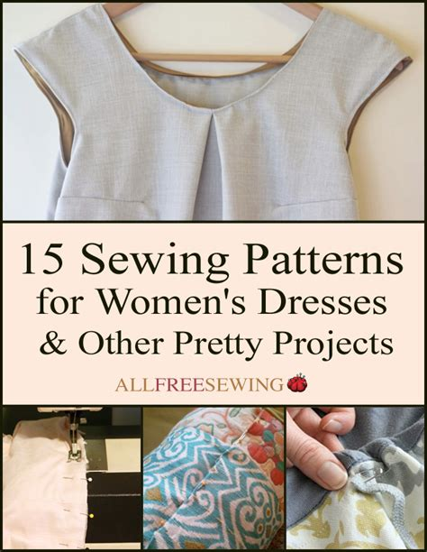 books on pattern making for garments 15 sewing patterns for women s dresses free ebook sewing