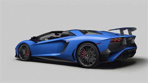 Lamborghini 750 Sv by 2016 Lamborghini Aventador Lp750 4 Sv Roadster Wallpapers