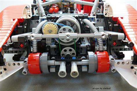 porsche 935 engine porsche porsche 935 moby 1978 by dokludi lego
